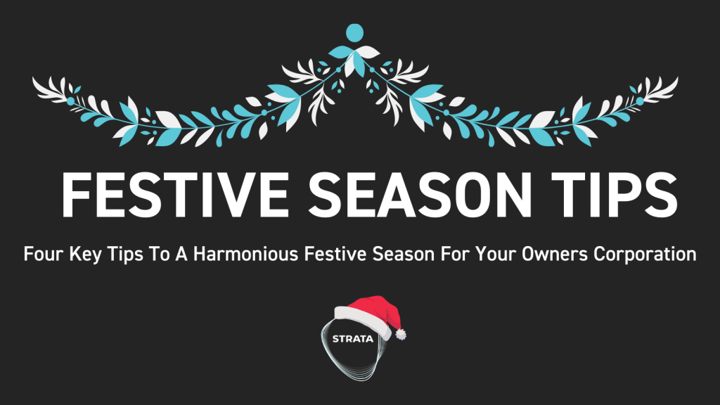 festive season tips